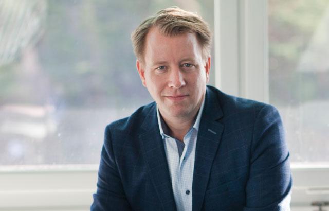 Daniel Hjort, Director of Marketing and Business Development at Nexus Group
