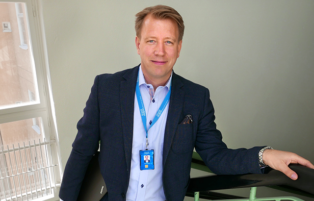 Daniel Hjort, Director Smart ID Management, Nexus Group