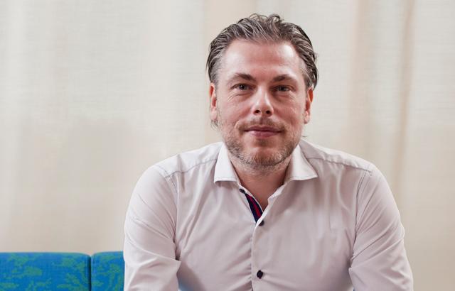 Magnus Malmström CEO, Nexus Group