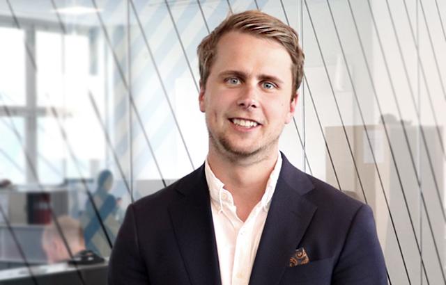 Kristofer Bergmar, CFO at Nexus Group