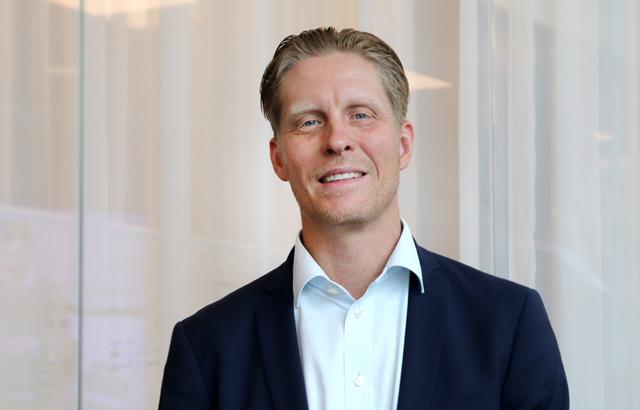 Simon Wallén, Director of Workforce Solutions at Nexus Group