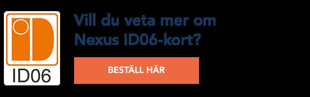 Vill du veta mer om Nexus ID06-kort?