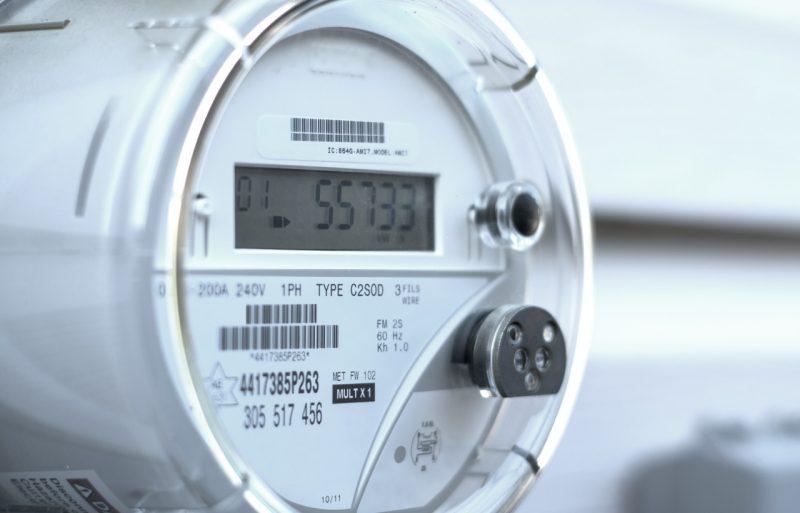 Smart meter project with Nexus Smart ID IoT
